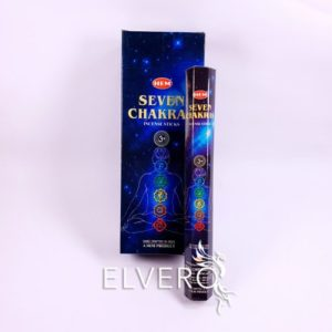 Betisoare parfumate HEM Seven Chakras